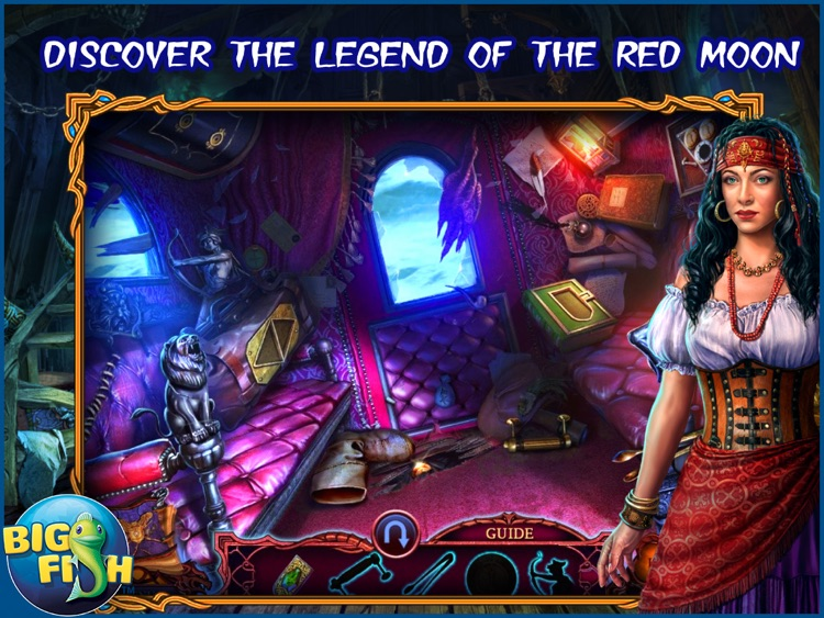 League of Light: Wicked Harvest HD - A Spooky Hidden Object Game