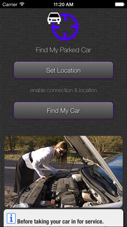 App for Honda Cars - Honda Warning Lights & Road Assistance - Car Locator screenshot-4