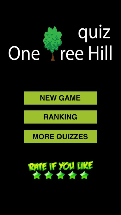 Quiz for One Tree Hill - Trivia for the TV show fans