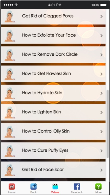 Skin Care Tips - Beauty Tips For Face and Skin screenshot-3
