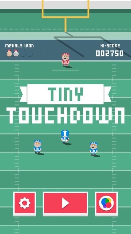 Tiny Touchdown screenshot-4