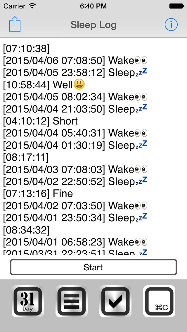 download Sleep Log+ apps 0