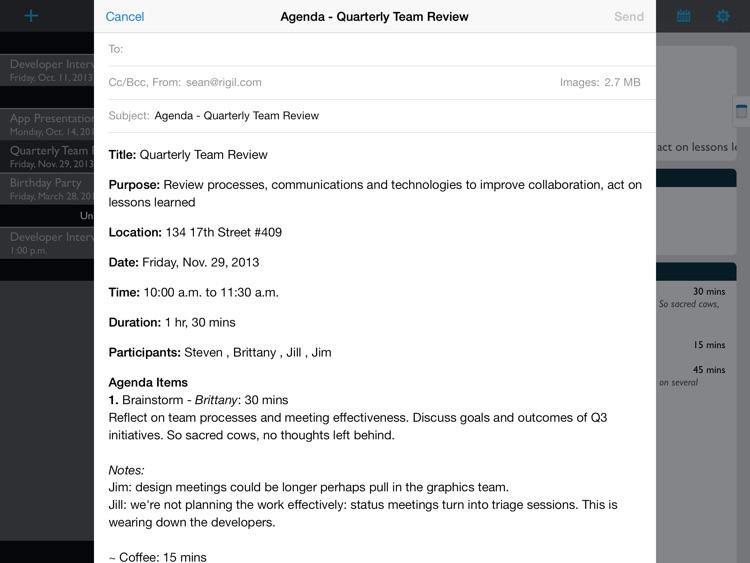 Meeting Expectations screenshot-3