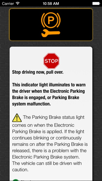 App for Volkswagen Cars - Volkswagen Warning Lights & VW Road Assistance - Car Locator screenshot-4