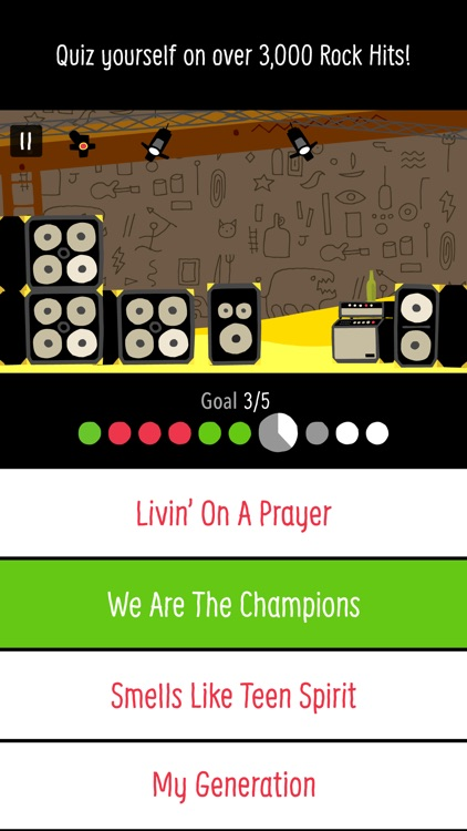 Rock On - A SongPop Adventure screenshot-0