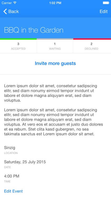 Invite – Invitations made easy