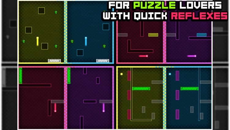 Double View - The Impossible Puzzle Game screenshot-3