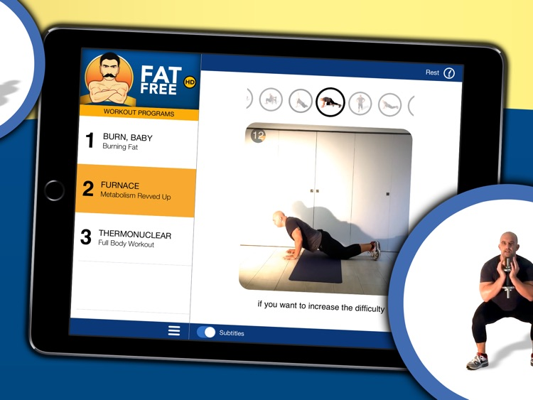 Weight Loss for iPad