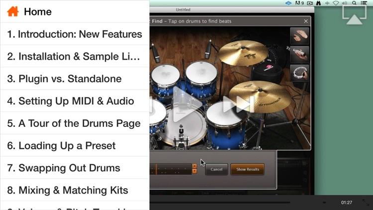 Course For EZDrummer 2 screenshot-4