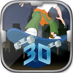 Amazing Skater Boy 3d : Skateboard Free Funny Extreme Games