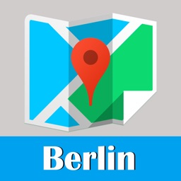 Berlin Map offline, BeetleTrip subway metro street pass travel guide