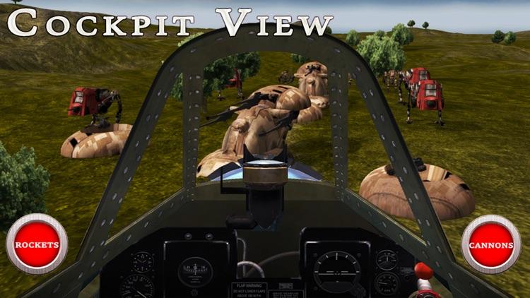Battle for the Galaxy. Space Wars - Starfighter Combat Flight Simulator screenshot-3