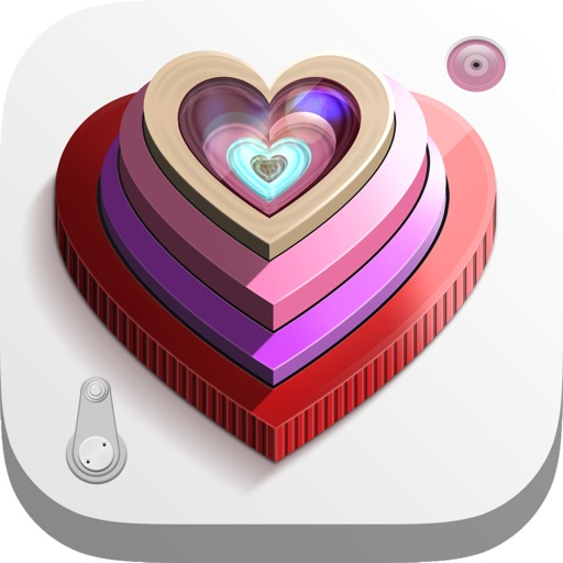 Love Keyboard Stickers: Chat with Love Icon on Your Message icon