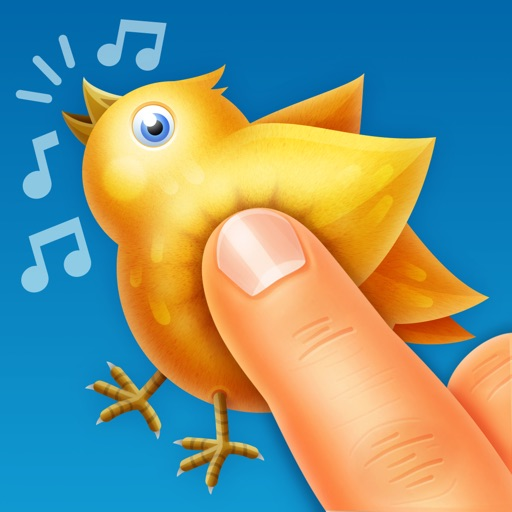 Smart Baby Touch HD - Amazing sounds in toddler flashcards of animals, vehicles, musical instruments and much more icon