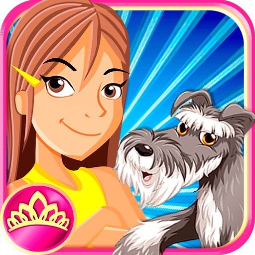 My Fun & Educational Interactive Design Story Tale Game - Izzy and the Stray Dog Book Club For Kids FREE iOS App