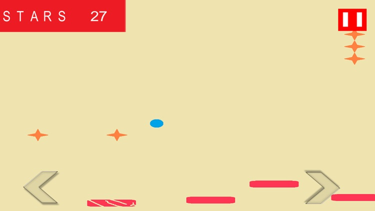 Bouncy Ball Red screenshot-2