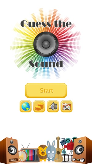 Guess the Sound (1 Sound 1 Word) on the App Store