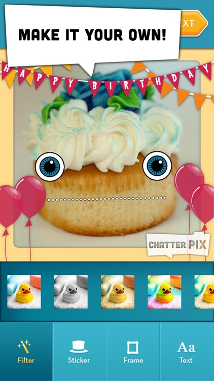 ChatterPix Kids - by Duck Duck Moose screenshot-2