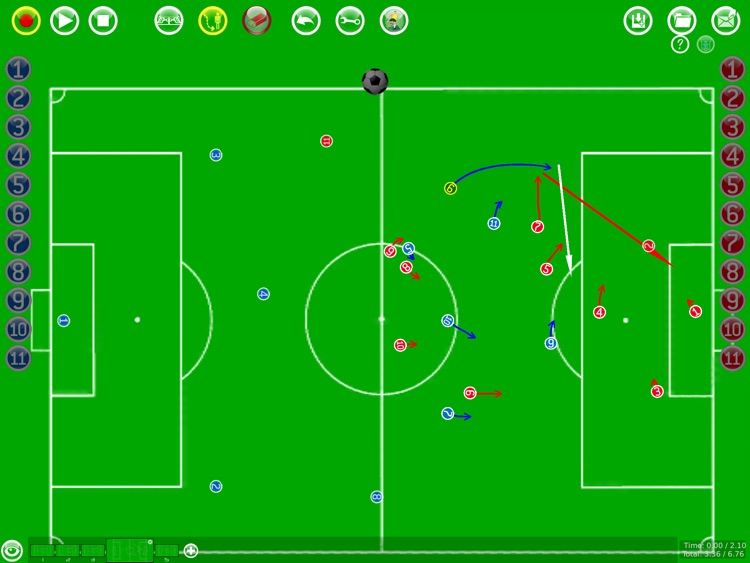 Football3D Coach Pro screenshot-2