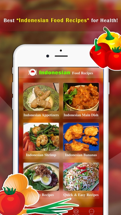 Indonesian Food Recipes