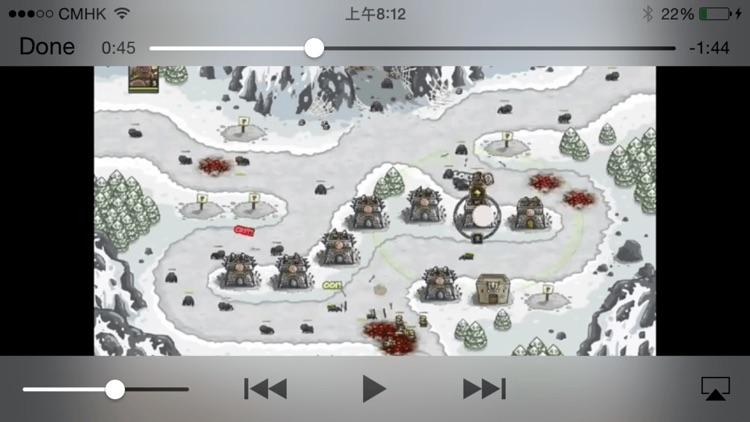 Video Walkthrough for Kingdom Rush screenshot-3