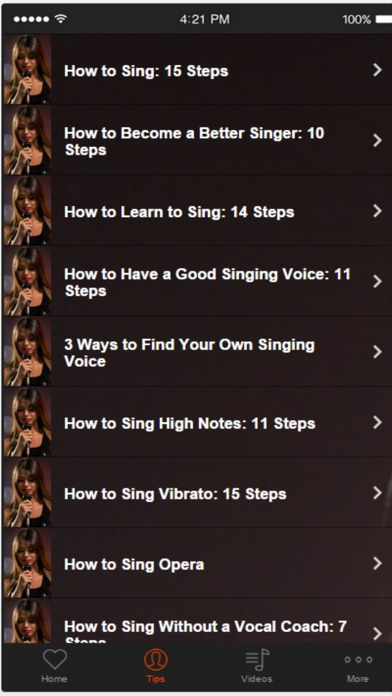 Singing Tips – Learn How To Sing Better 2