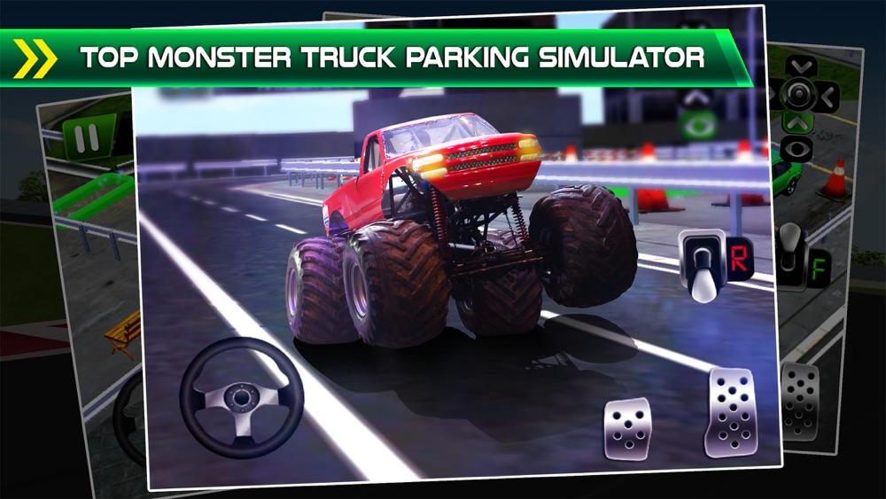 Monster Truck Parking Simulator – 3D Car Bus Driving & Racing Games Cheat Codes