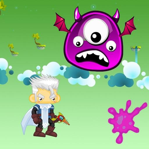 Bubble Trouble Monster
