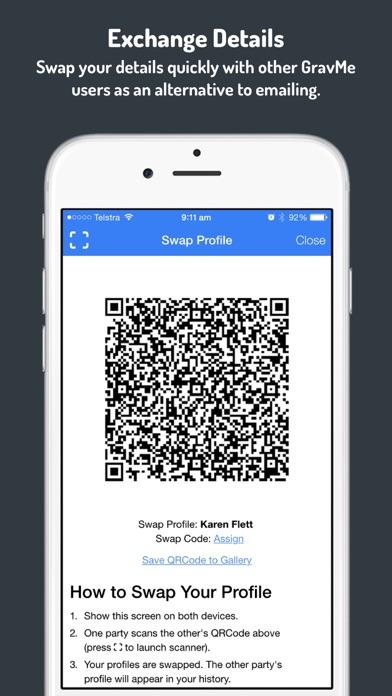 Gravme the true digital business card app by gary smart gravme the true digital business card app colourmoves