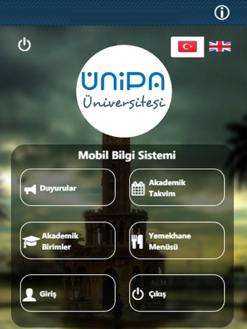 Ünipa Üniversitesi Mobilのおすすめ画像1