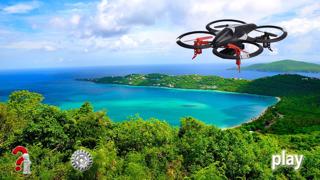 Drone 720P screenshot one