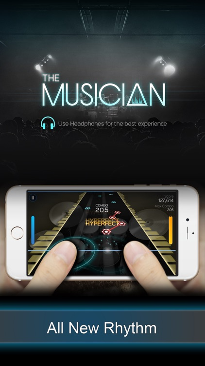 The Musician screenshot-0