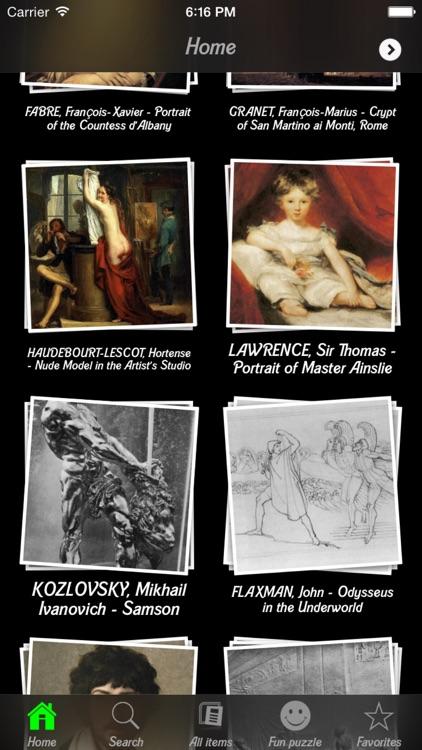 Neoclassicism Artworks screenshot-3