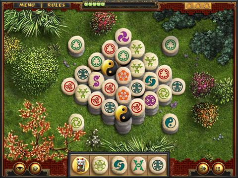 Lost Amulets: Stone Garden-ipad-0