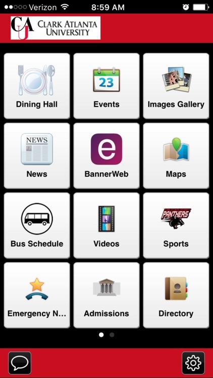 CAU Mobile screenshot-4