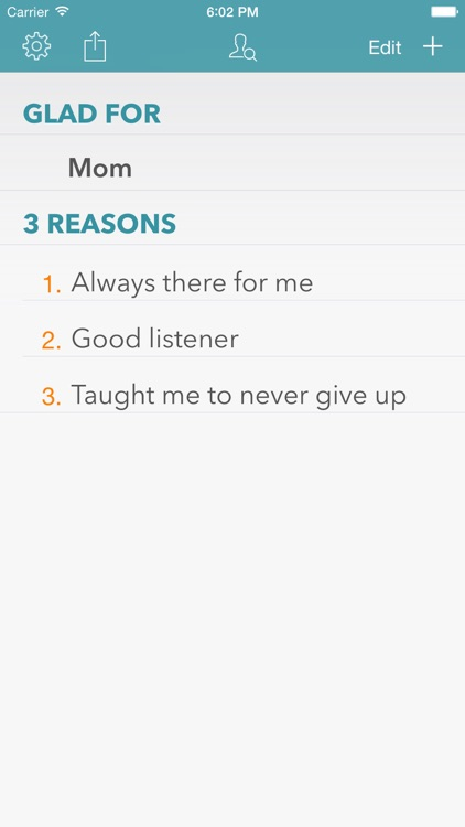 3 Reasons I Am Glad For Gratitude Journal screenshot-0