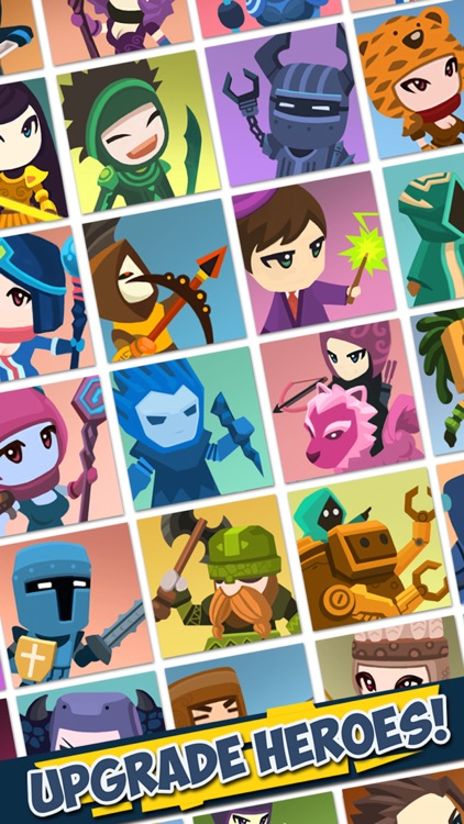 Tap Titans screenshot-2