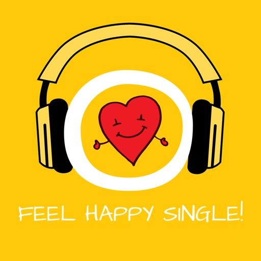Feel Happy Single! Glücklicher Single sein icon