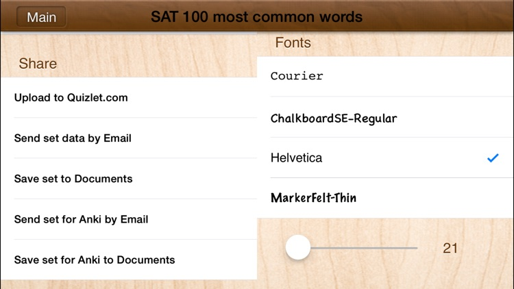 A+ FlashCards Pro screenshot-4