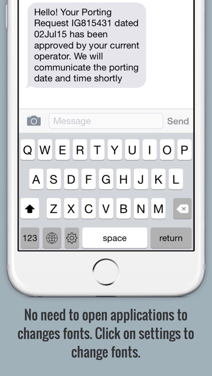 Fancy Font Keyboard PRO - For iOS8 Custom keyboard with cool fonts