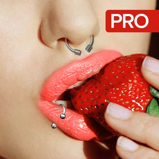 Body Piercing Booth PRO - Put Virtual Piercings on Body Parts & Face!