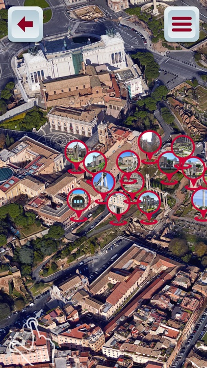 Roman Forum Tour Guide screenshot-1