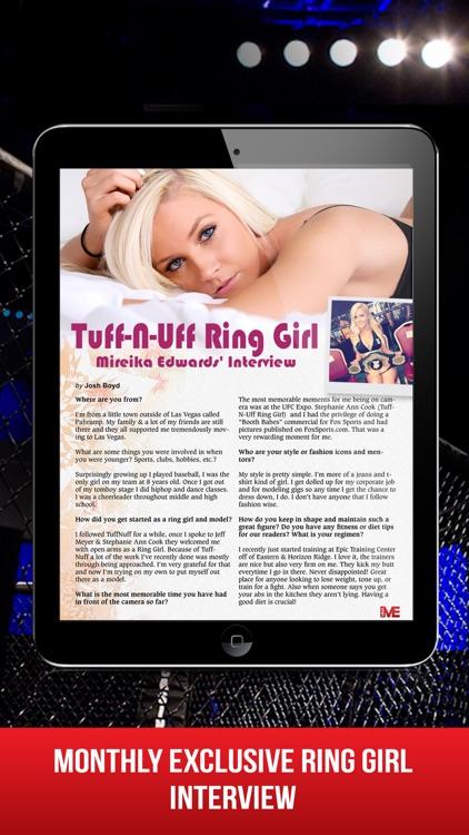 MMA Main Event Magazine