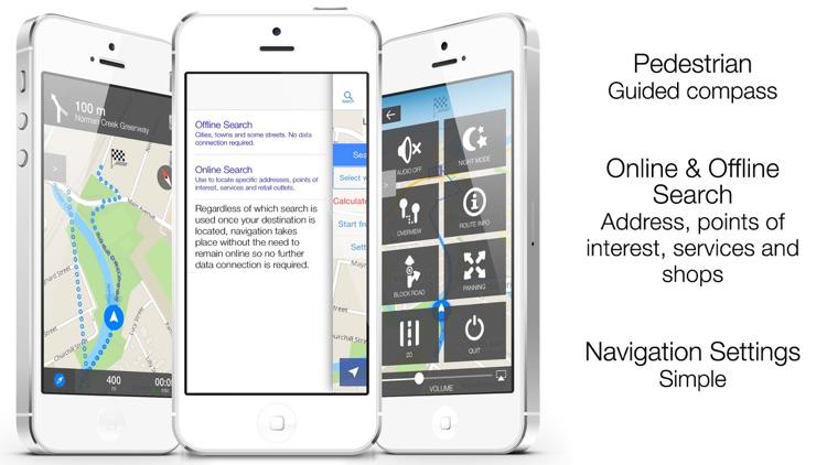 New York Offline Maps and Offline Navigation