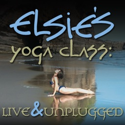 Elsie's Yoga Class: Audio Classes To Go