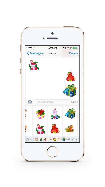 Christmas GIF Keyboard Pro screenshot-4
