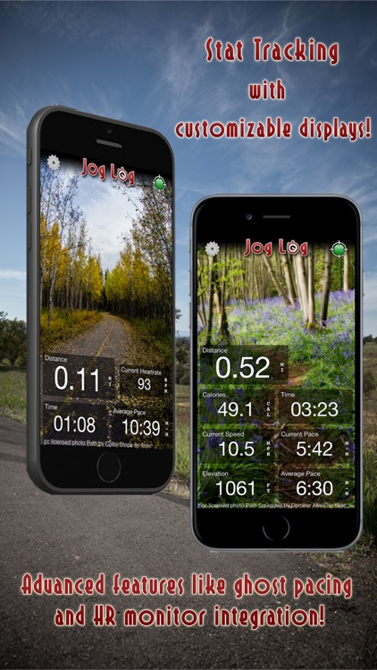 Jog Log - GPS Running, Walking, Cycling, and Workout Tracker