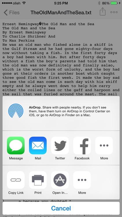 Gitden Reader - EPUB 3 Reflow & Fixed-Layout Viewer screenshot-3