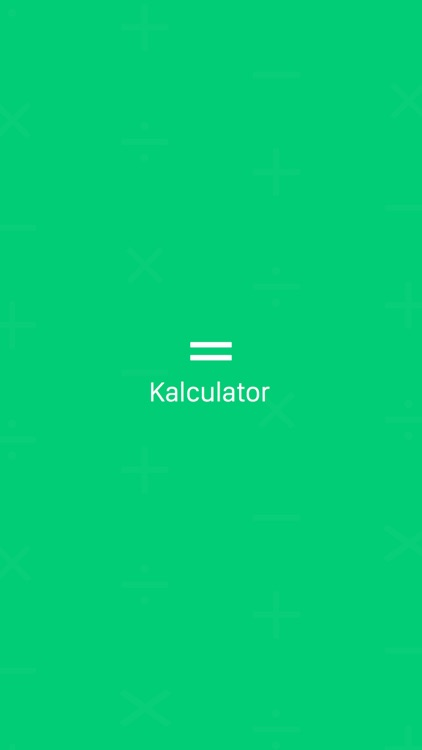 Kalculator screenshot-0