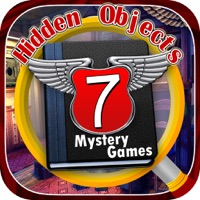 Codes for Hidden Objects 7 Mystery Games Hack